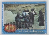 Los Jawas Sellevan a Artu [Poor]