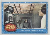 Lord Vader Amenaza A Lia [Poor]