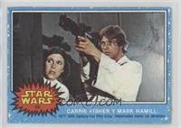Carrie Fisher Y Mark Hamill [Poor]