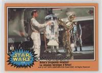 Artoo's Desperate Mission!