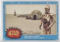Artoo-detoo Is Missing!