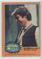An Overjoyed Han Solo! [GoodtoVG‑EX]
