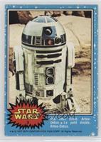 The little droid, Artoo Detoo
