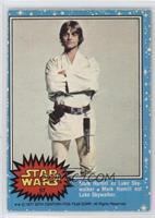 Mark Hamill As Luke Skywalker [PoortoFair]