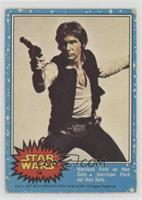 Harrison Ford As Han Solo [Poor to Fair]
