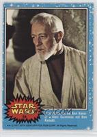 Alec Guiness As Ben Kenobi