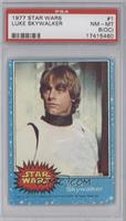 Luke Skywalker [PSA 8 NM‑MT]