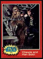 Chewie and Han Solo! [EX]