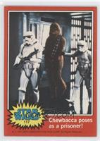 Chewbacca Poses as a Prisoner!