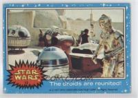 The Droids are Reunited! [Good to VG‑EX]