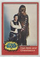 Han Solo and Chewbacca [Good to VG‑EX]