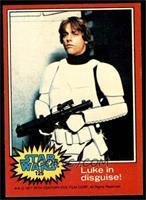 Luke in Disguise! [NM]