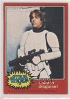 Luke in Disguise!