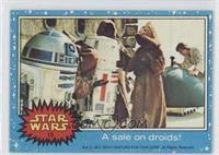 A Sale on Droids!