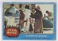 A Sale on Droids! [Good to VG‑EX]