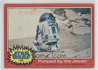 Pursued by the Jawas! [Good to VG‑EX]