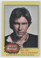 Han Solo... Hero or Mercenary [Good to VG‑EX]