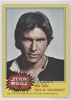Han Solo... Hero or Mercenary? [GoodtoVG‑EX]