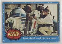 Luke Checks out his new Droid [GoodtoVG‑EX]