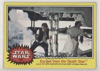 Escape from the Death Star!