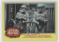 The Fearsome Stormtroopers!