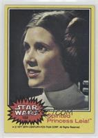 Spirited Princess Leia! [Poor to Fair]