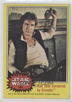 Han Solo Cornered by Greedo! [GoodtoVG‑EX]
