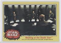 Meeting at the Death Star!
