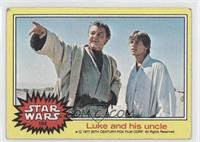 Luke and His Uncle [GoodtoVG‑EX]
