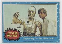 Searching for the Little Droid [GoodtoVG‑EX]