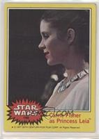 Carrie Fisher as Princess Leia [GoodtoVG‑EX]