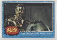 See-Threepio and Artoo-Detoo [Poor to Fair]