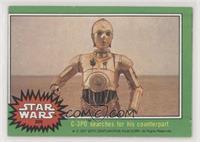 C-3PO Searches for his Counterpart