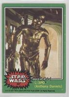 C-3PO (Anthony Daniels) (Normal) [Good to VG‑EX]