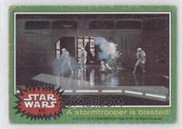 A Stormtrooper is Blasted! [PoortoFair]