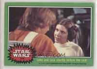 Luke and Leia Shortly Before the Raid [GoodtoVG‑EX]
