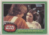 Luke and Leia Shortly Before the Raid [NoneGoodtoVG‑EX]