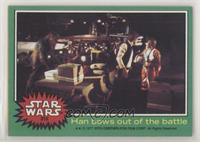 Han Bows out of the Battle