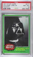 The Dark Lord of the Sith [PSA8NM‑MT]