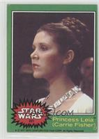 Princess Leia (Carrie Fisher) [Good to VG‑EX]