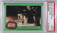 R2-D2 is Inspected by the Jawas [PSA 9 MINT]