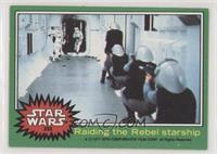 Raiding the Rebel Starship