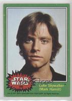 Luke Skywalker (Mark Hamill) [NoneGoodtoVG‑EX]