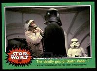 The Deadly Grip of Darth Vader [EX MT]