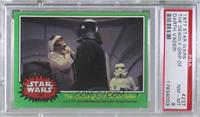 The Deadly Grip of Darth Vader [PSA 8 NM‑MT]