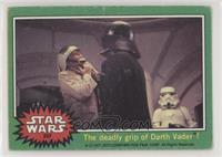 The Deadly Grip of Darth Vader [Good to VG‑EX]