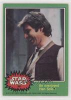 An Overjoyed Han Solo!