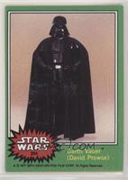 Darth Vader (David Prowse)