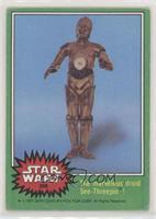 The Marvelous Droid See-Threepio! [Excellent]