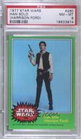 Han Solo (Harrison Ford) [PSA8NM‑MT]